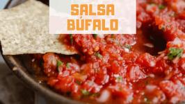Cómo Hacer Salsa Búfalo