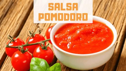 Cómo Hacer Salsa Pomodoro