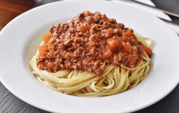 salsa bolonesa bolognesa
